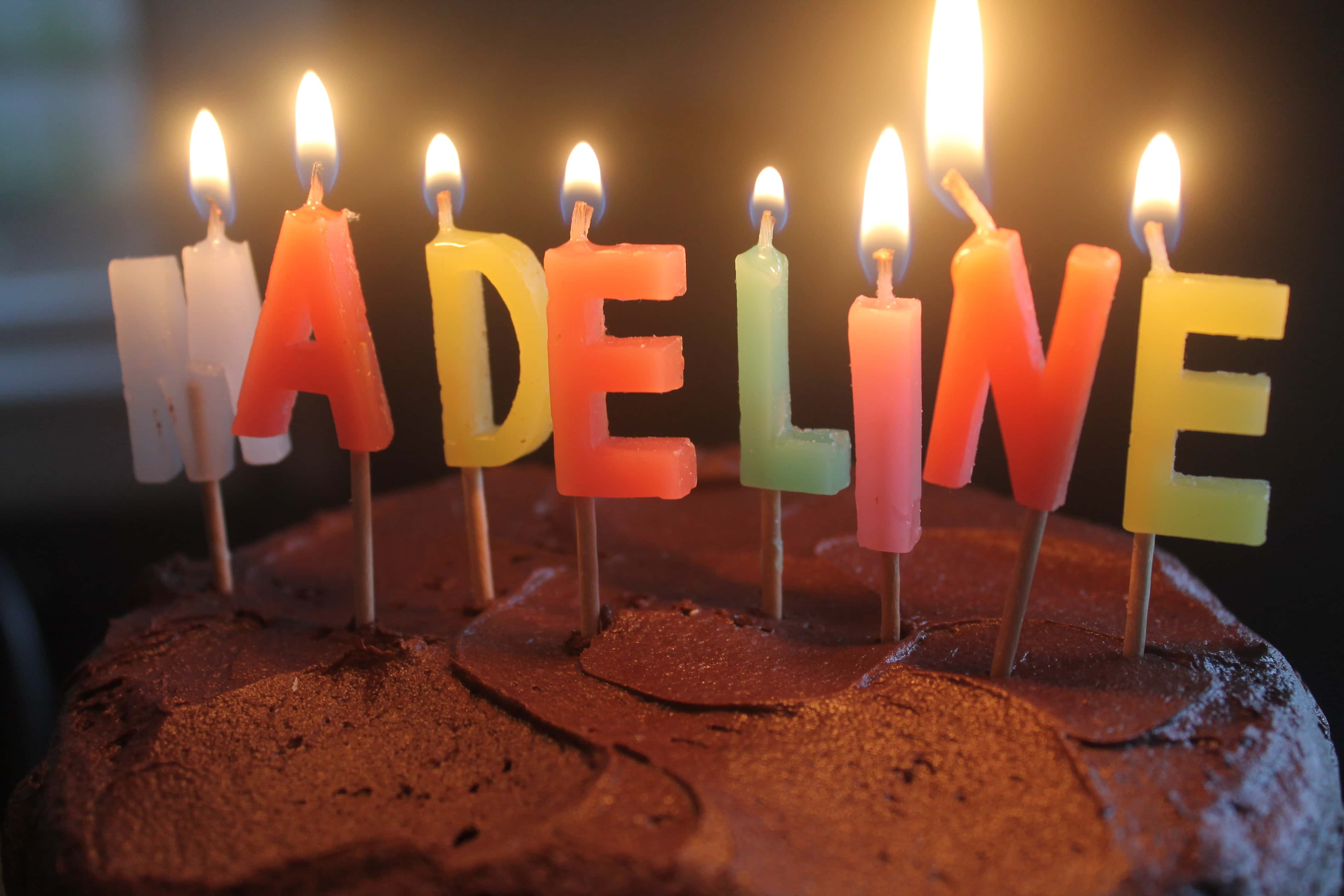 Happy Birthday Madeline Most Lovely Things