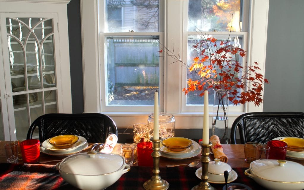 Most Lovely Things - Thanksgiving decor