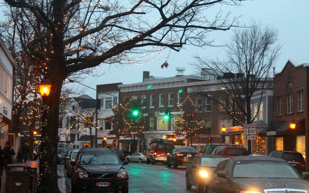Christmas in New Canaan
