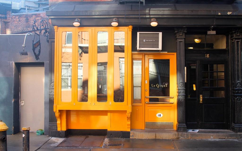 LeGigot - 18 Cornelia Street, NYC
