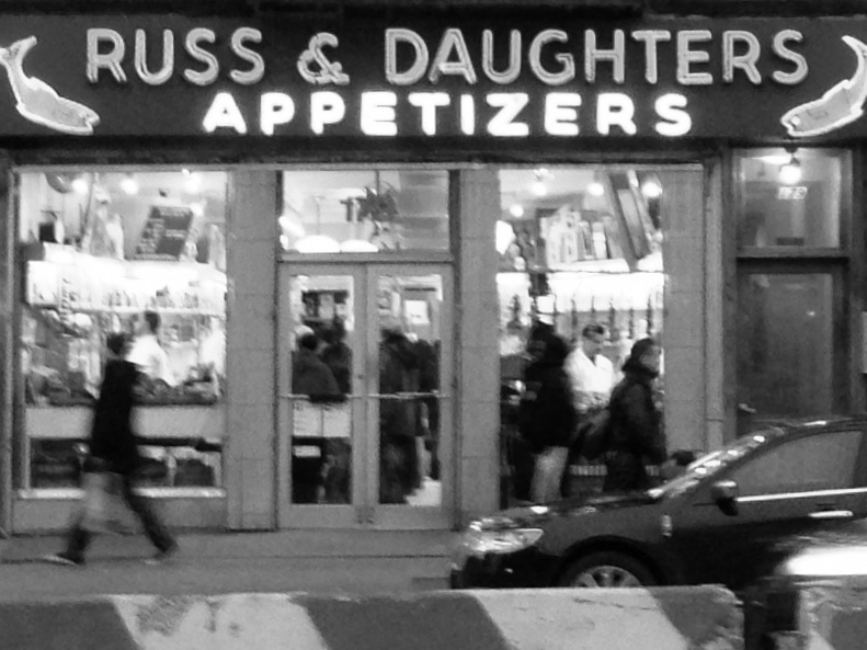 Russ & Daughters Appetizers_NYC