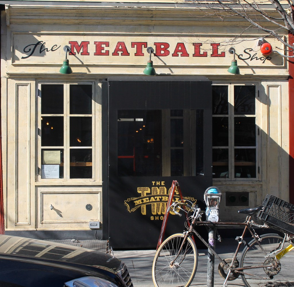 e Meatball Shop in Brooklyn