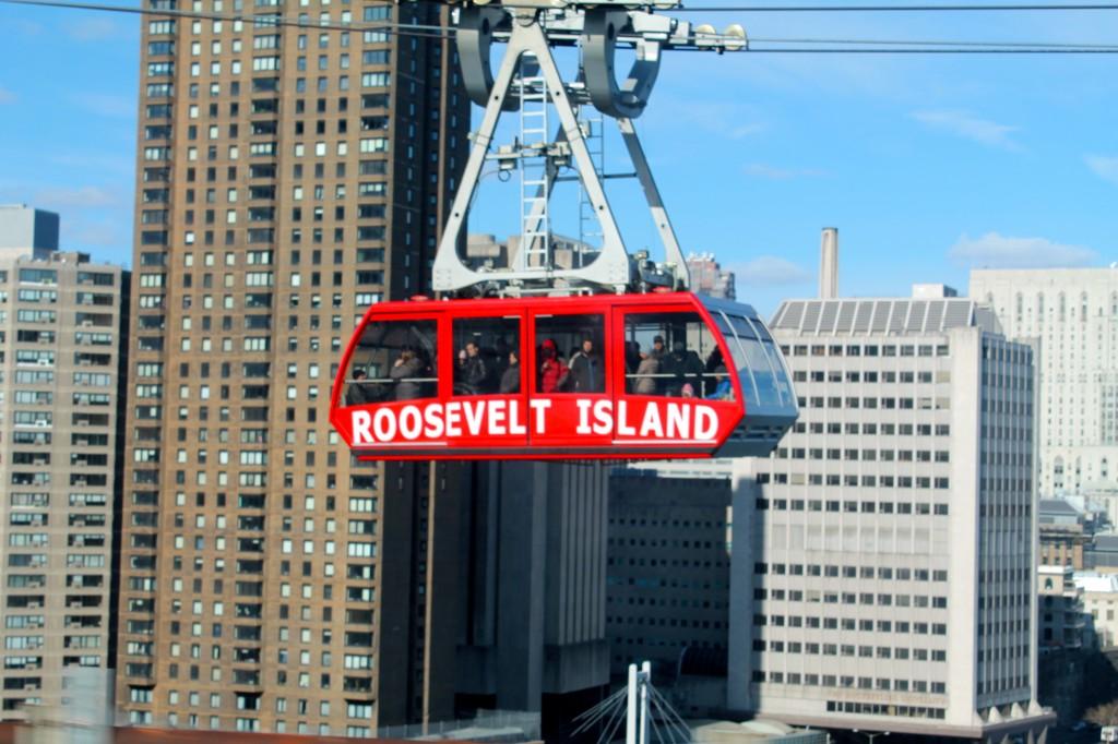 Roosevelt Island Tram_NYC
