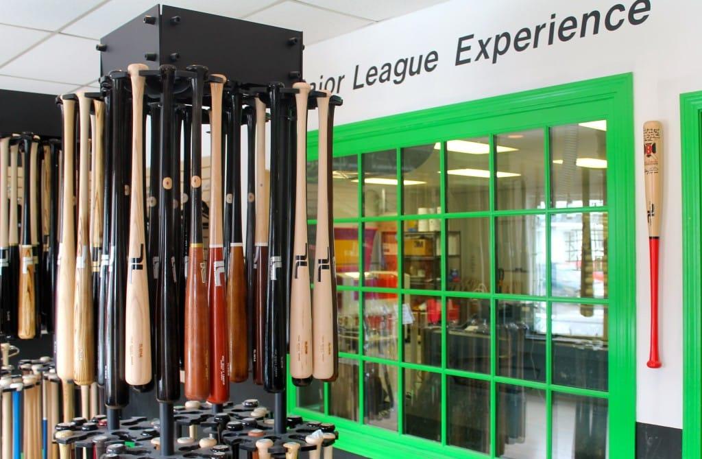 Tucci Lumber Custom Bats,  Norwalk, CT