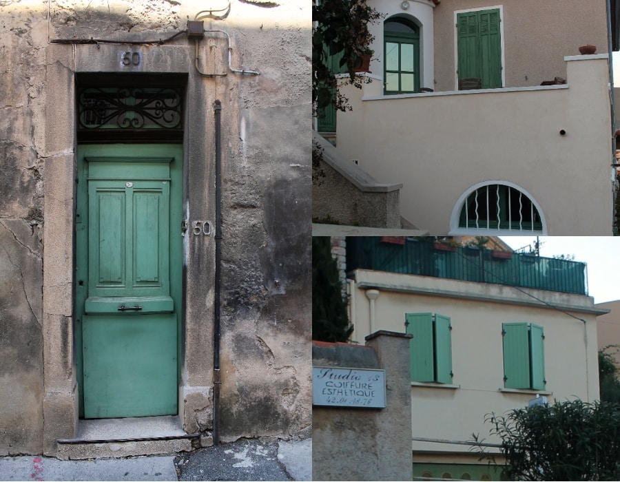streets of Provence - mint