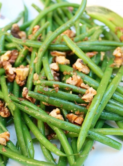 Green Bean Salad + Friday Favorites