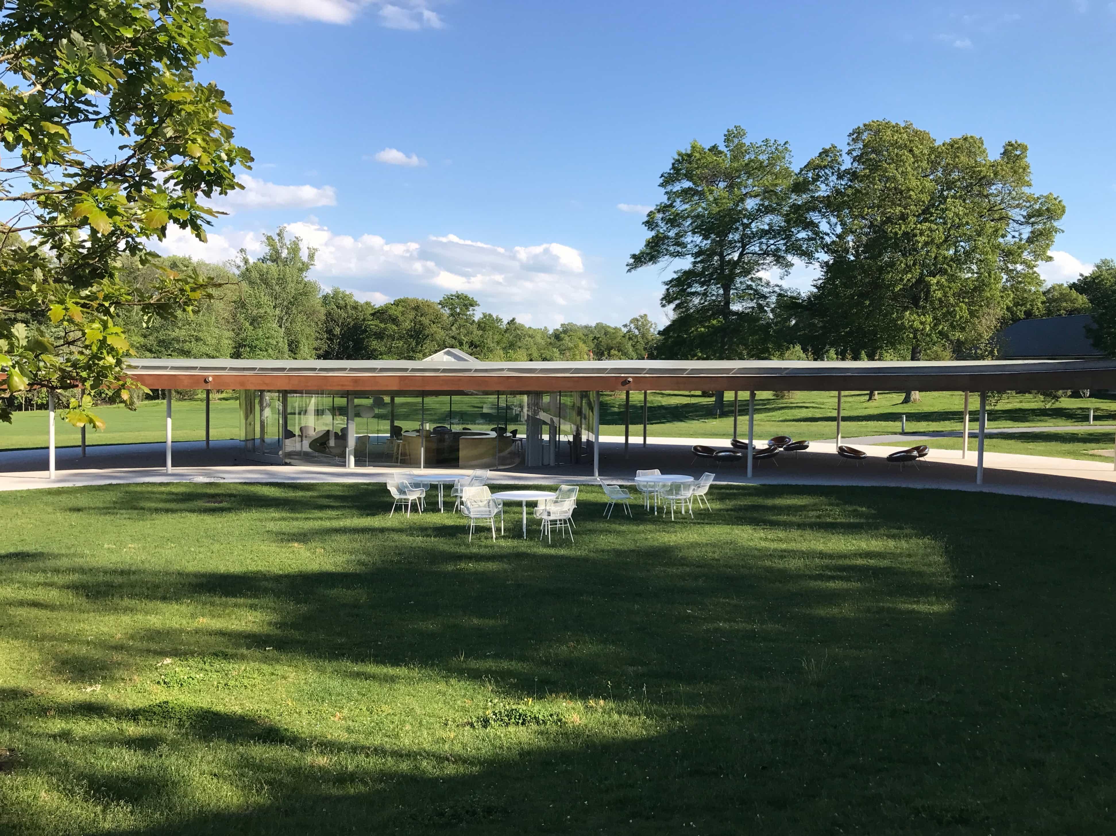 Grace Farms in June