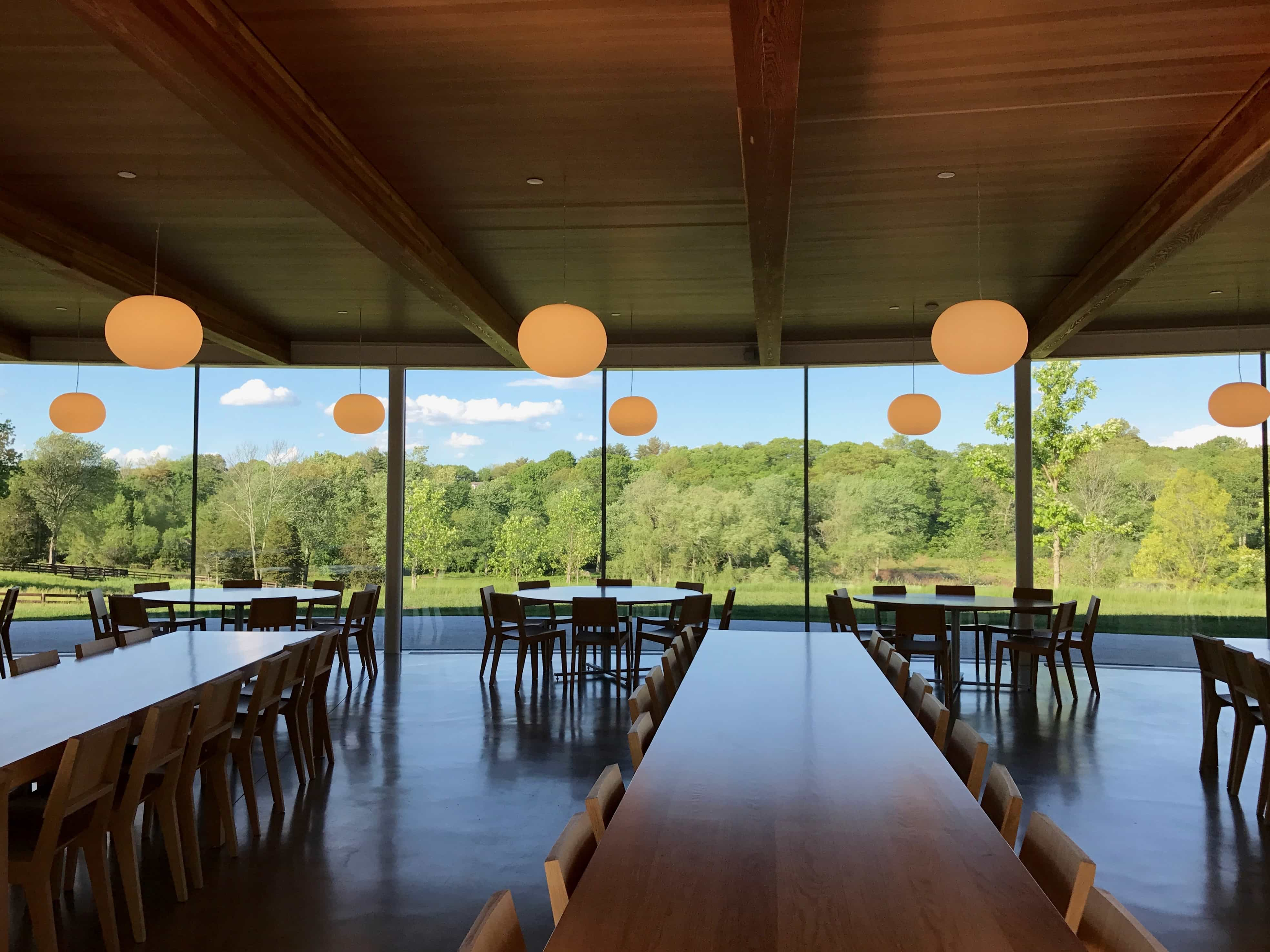 Grace Farms in New Canaan