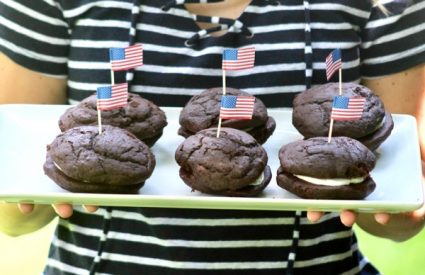 Summer Recipes: Whoopie Pies + Fourth of July