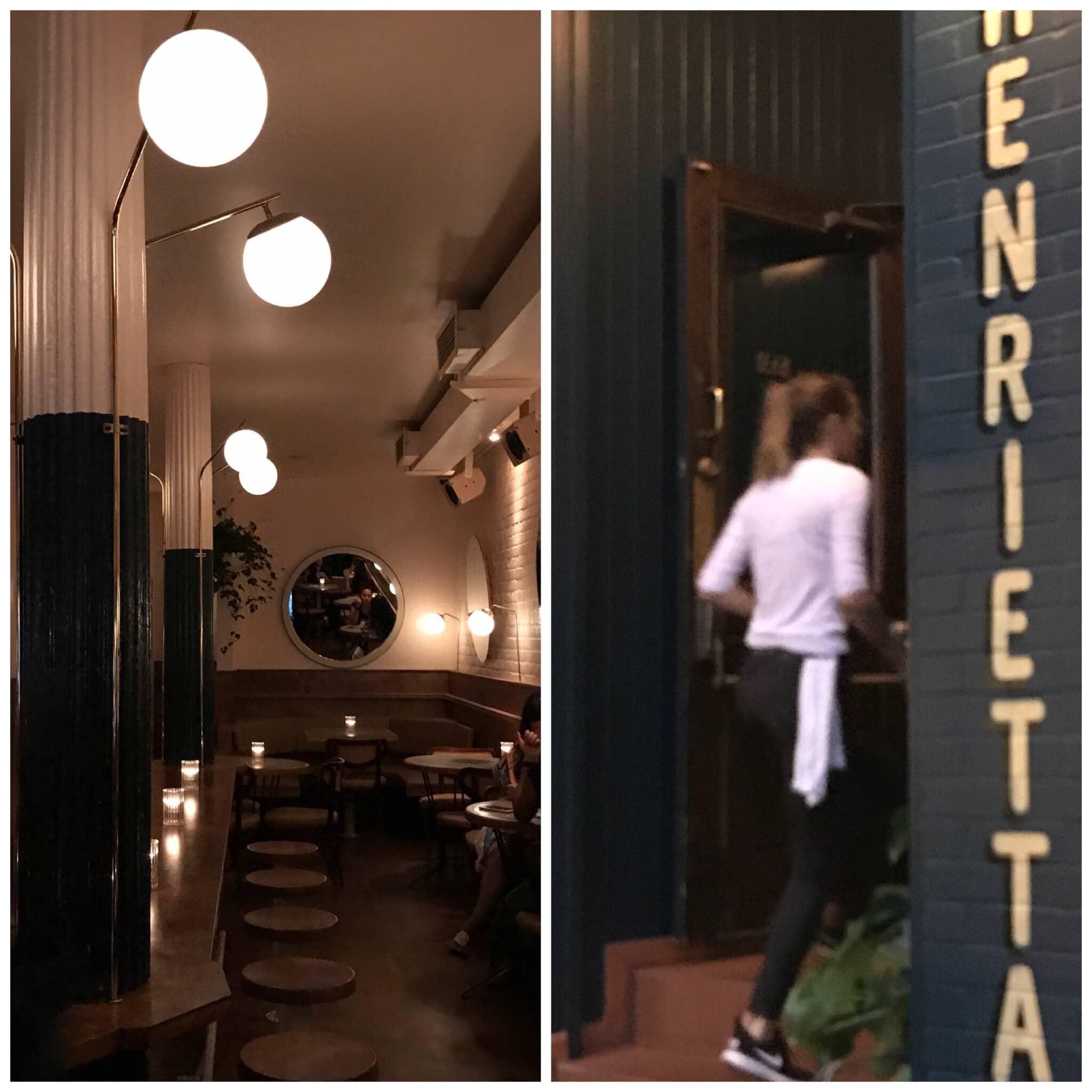 Bar Henrietta Mile End Montreal