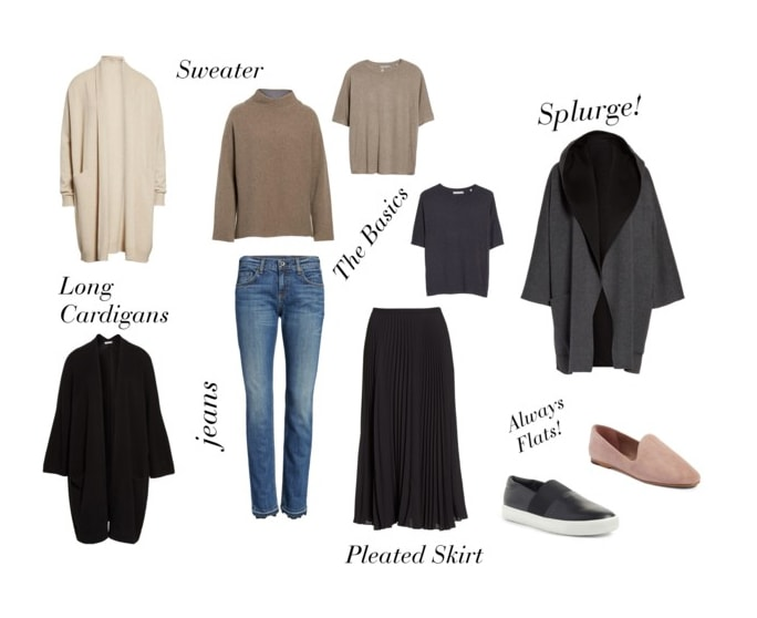 Nordstrom Anniversary Sale Must Haves + The Basics