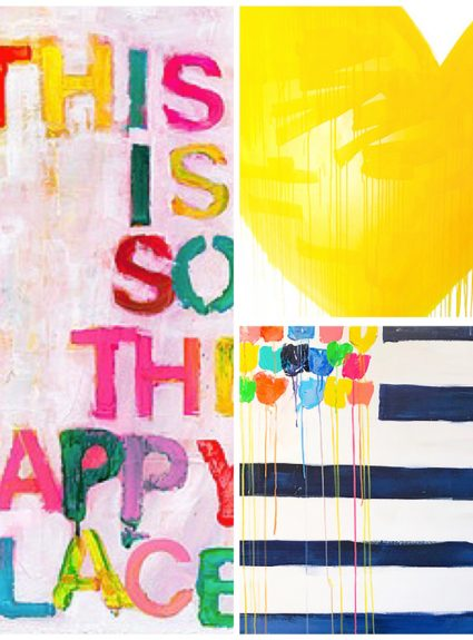 Kerri Rosenthal Art Interiors & Lifestyle + Friday Favorites