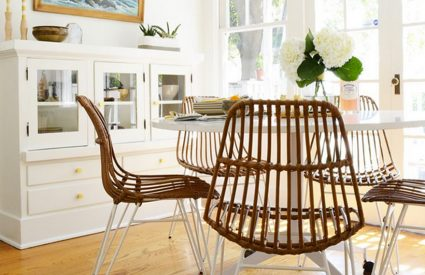 29 Wicker and Rattan pieces for your home
