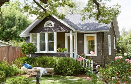 House Tour + Gardener's Cottage
