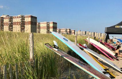 Surfing + Tacos + Rockaway Beach, Queens
