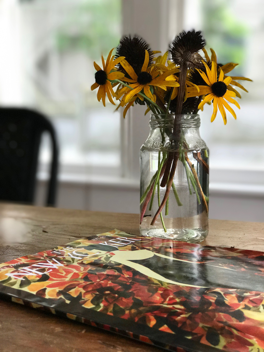 Black-eyed-Susans-The-New-Yorker-Cover-Fall-Fashion-Week
