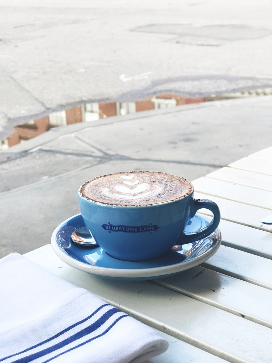 Blue-Stone-Lane-Coffee-Sidewalk-Greenwich-Village-Coffee