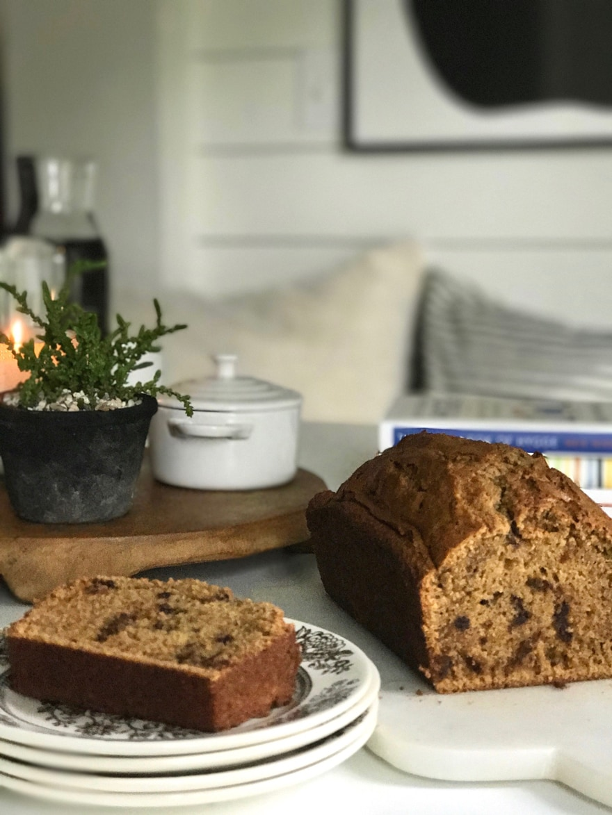 Pumpkin-bread-cake-hygge-fall-kitchen