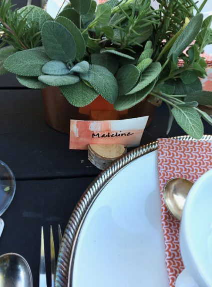 Fall Tablescape + use what you have