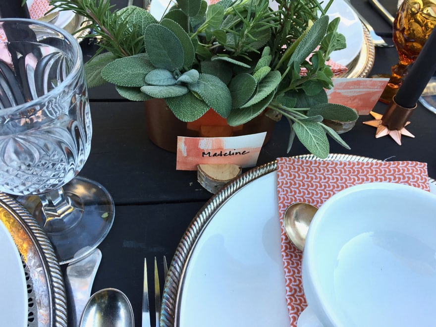 fall-tablescape-vintage-copper-orange