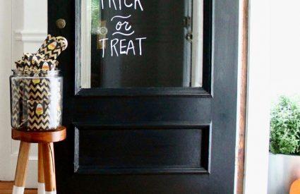 Halloween Favorites + A Simple Halloween Craft