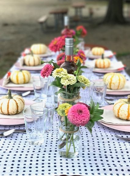 5 fall tablescapes you can try before thanksgiving