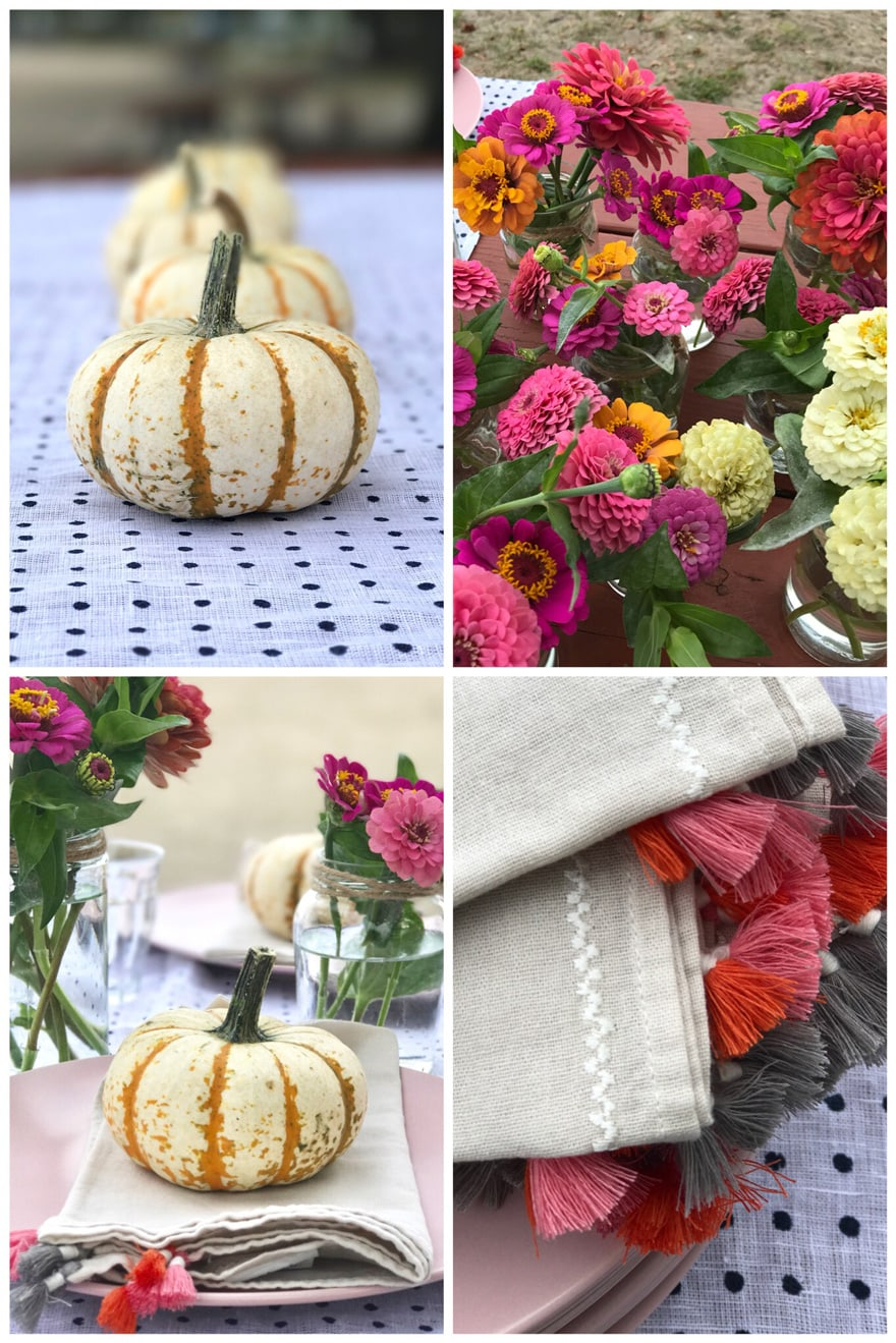 zinnias-fall-tablescape-pumpkins-patterns-color