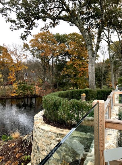 a visit to graybarns in silvermine, Connecticut