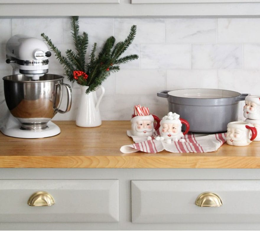 From the kitchen house tour of Sincerely, Marie Designs