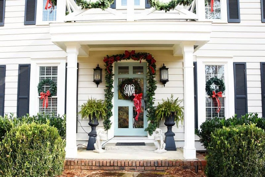 Holiday Home Tour with Amanda of Dixie Delights