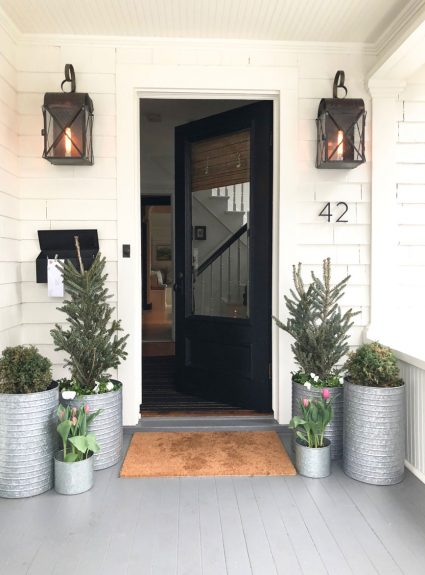 Is your entryway ready for spring?