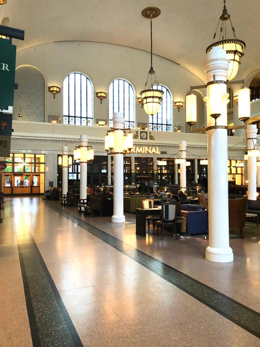 train terminal