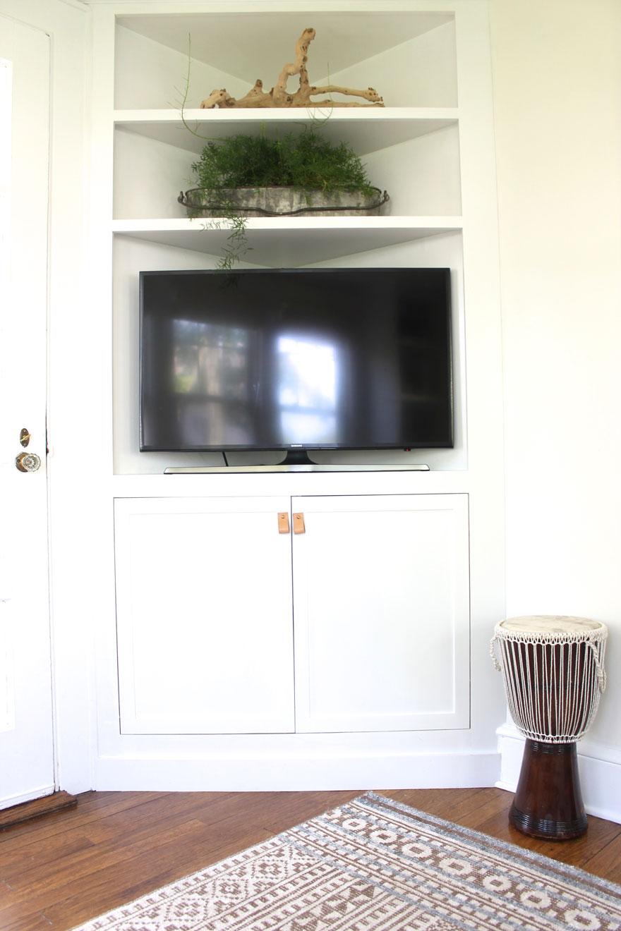 tv in built-in