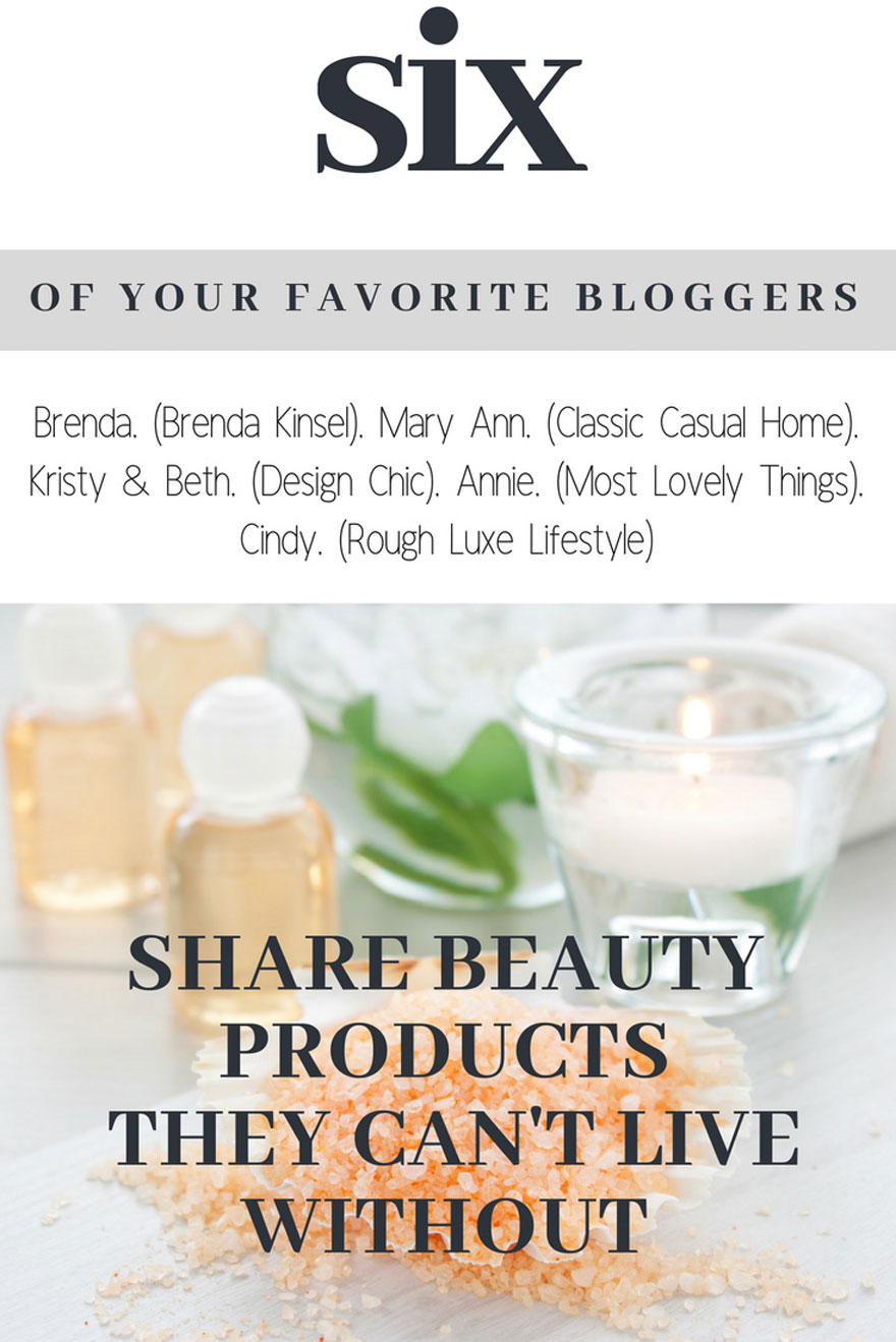 text and skin care products, candle