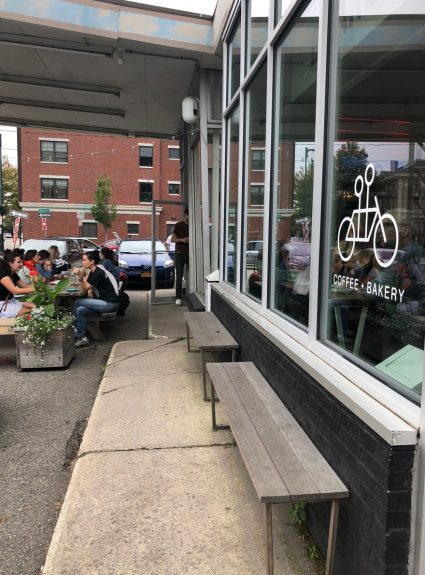 Tandem Coffee + Bakery in Portland, Maine
