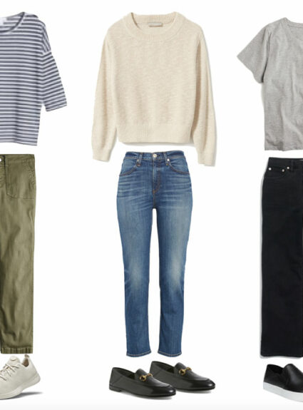 "how to pack for a ""casual"" weekend getaway"