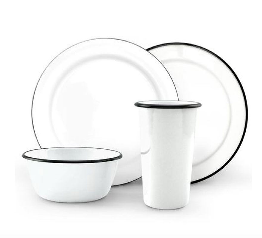 plate, cup, bowl