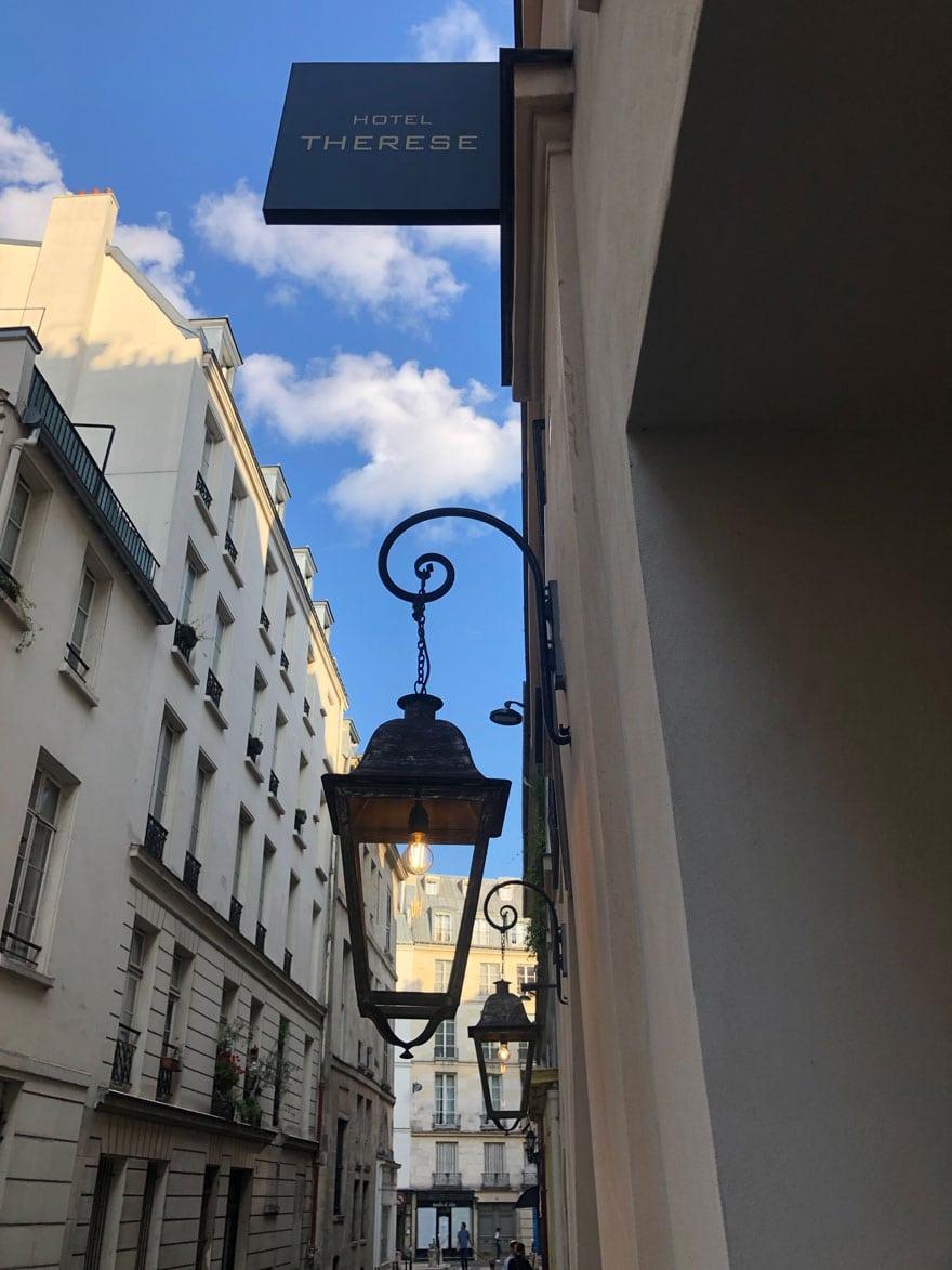sign, lantern street, sky