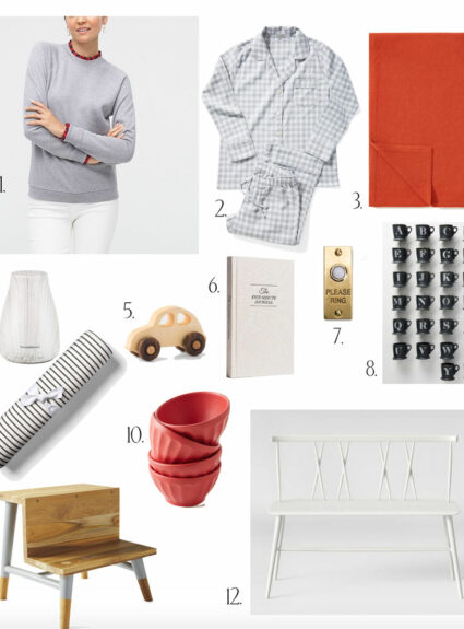 Gift Guide of my favorite things right now