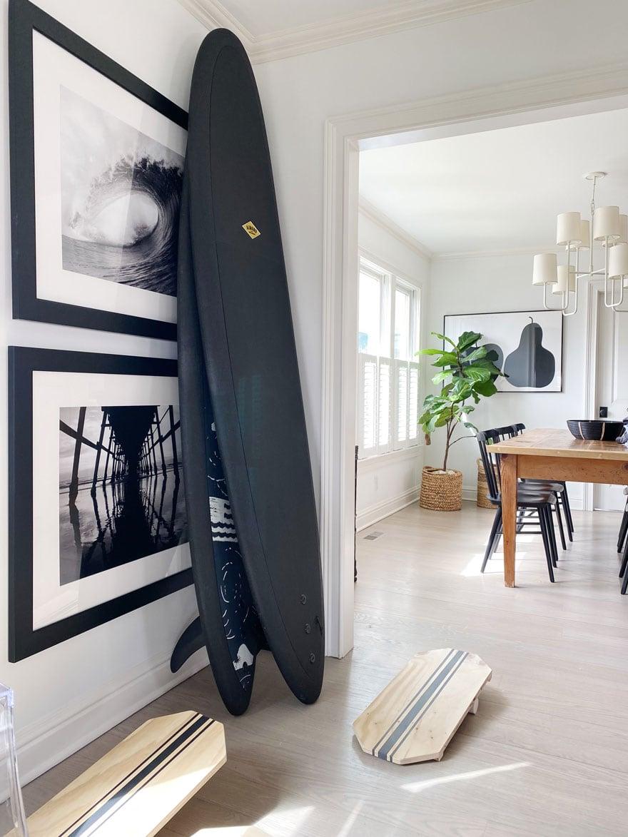 black surf boards, black surf photos