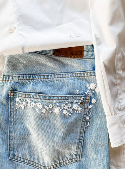 How to elevate wearing your denim