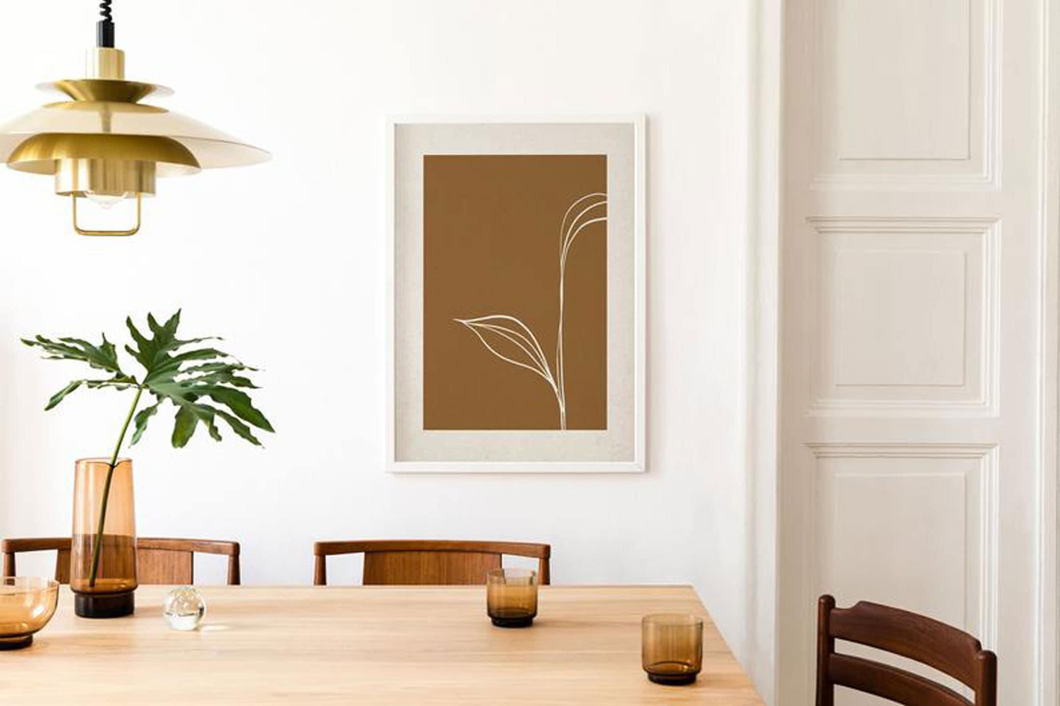 Lifestyle blogger Annie Diamond shares downloadable art from Avenue Print Studio.
