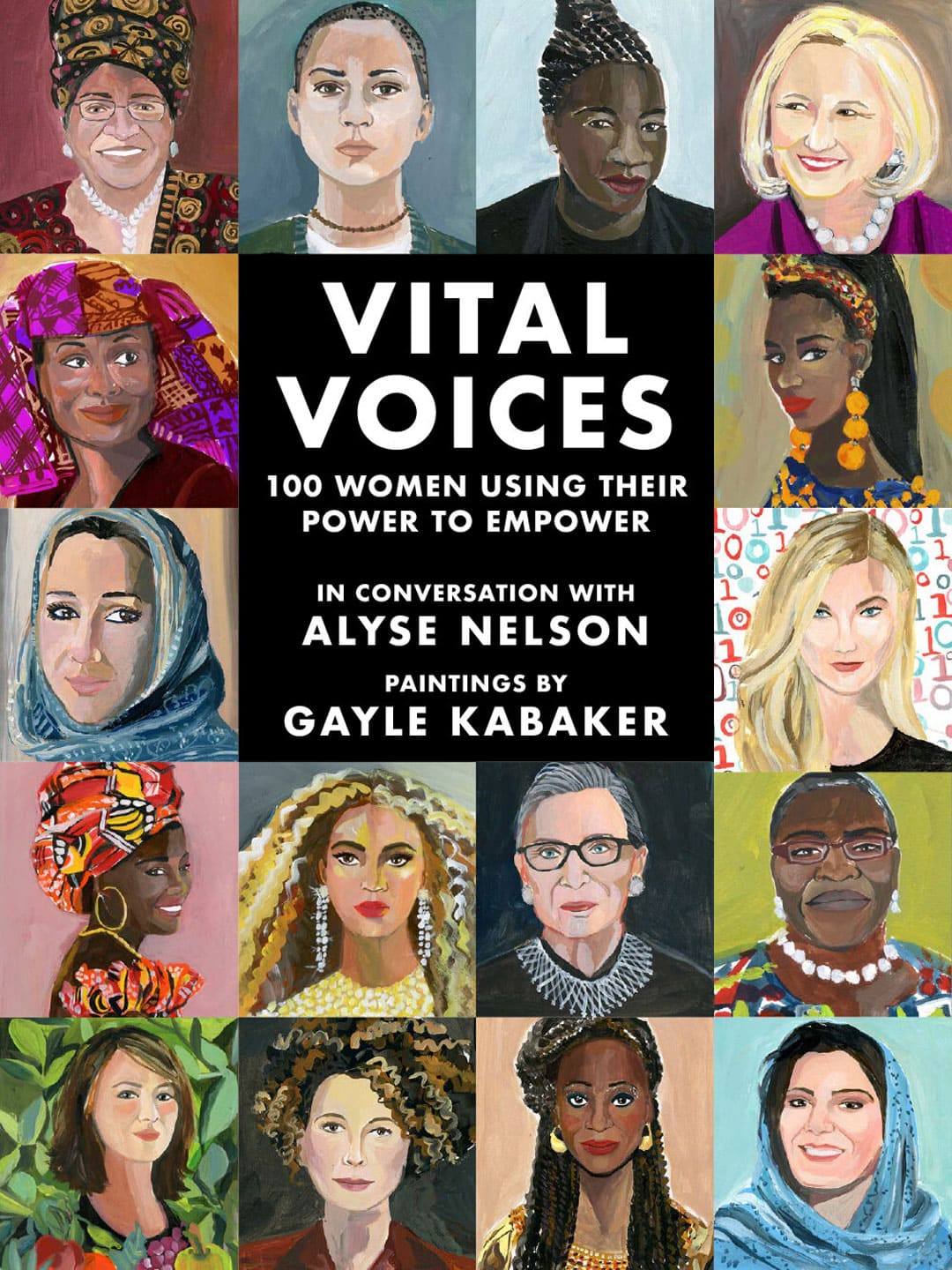 Vital Voices by Gayle Kabaker