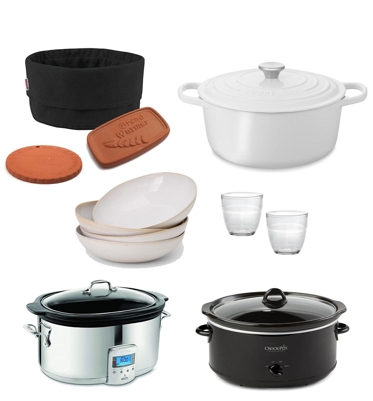 Lifestyle blogger Annie Diamond shares her favorite kitchen items