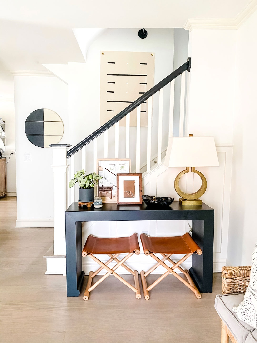Lifestyle blogger Annie Diamond shares her ideas on console tables