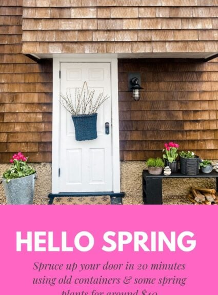 Springtime in Connecticut + Spring Planting