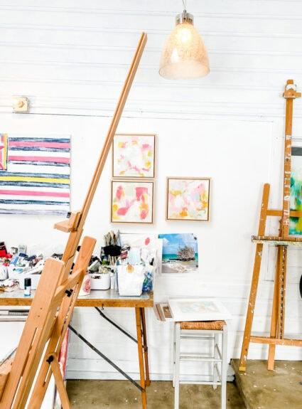 Meet Artist Nancy Sharpe