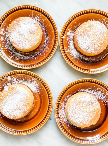 If you love lemon, you're going to want to make these lemon lava cakes!