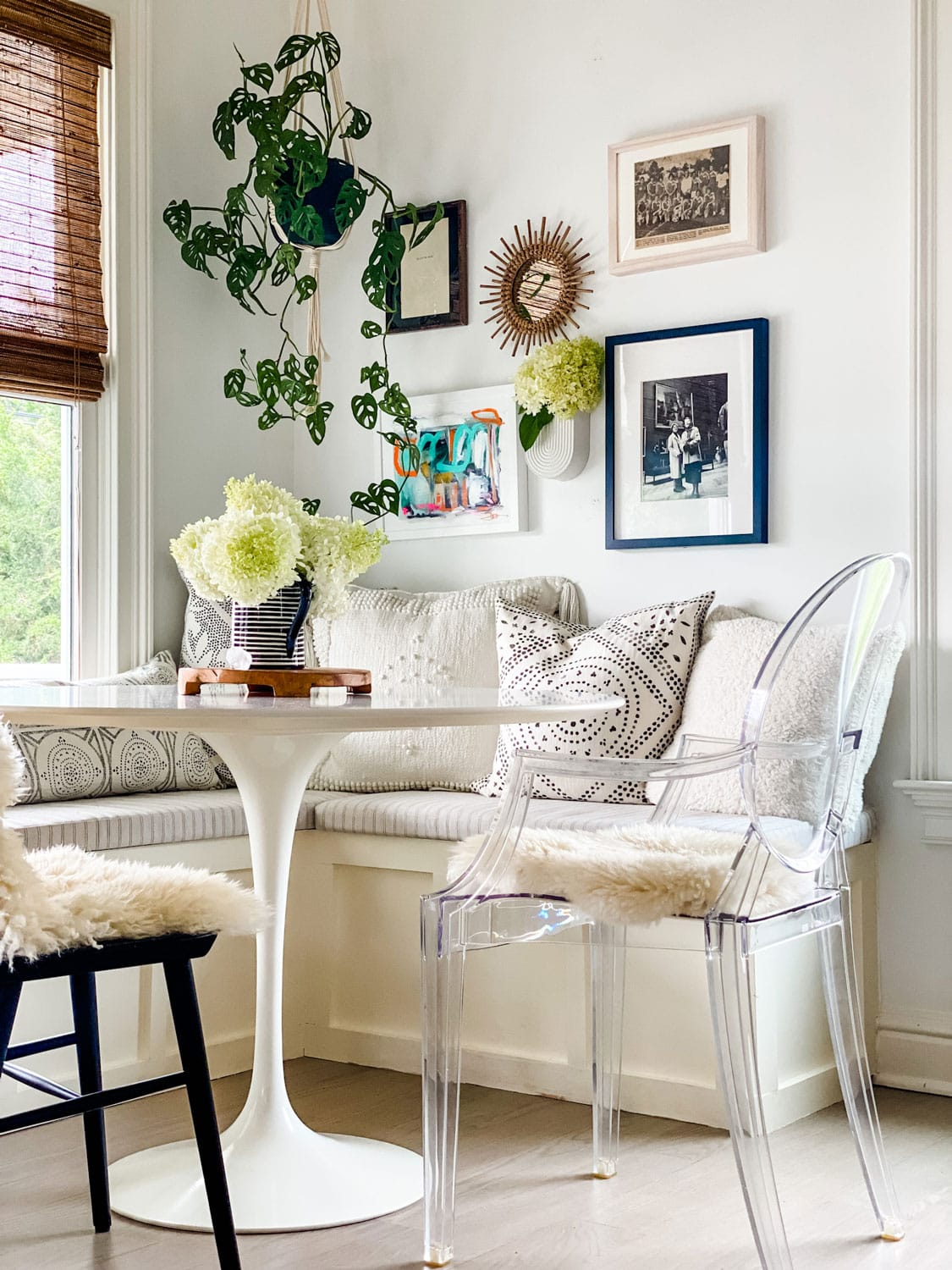 Custom Banquette Cushions from Patio Lane