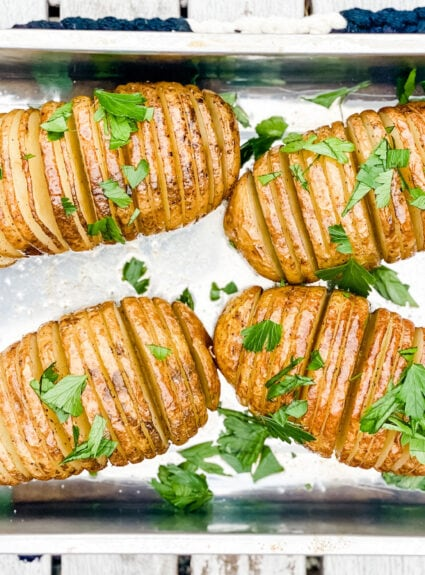 Have you seen this amazing tool for Hasselback potatoes?